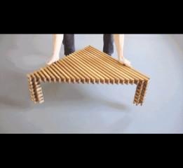 折叠式座椅
