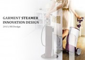 GARMENT STEAMER INNOVATION DESIGN