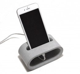 【几度灰】--扩音器 / 手机充电支架