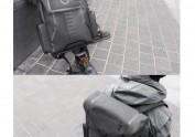WR15 太空機能背包 (產品設計、攝影