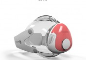 motlun摩天轮口罩能防PM1不惧PM2.5