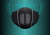 创新防雾霾 TGS 口罩式负离子空气净