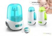 婴儿护理系列产品设计 STERILIZER &