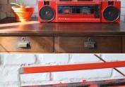 《褪色记忆》之老物件系列——收录机