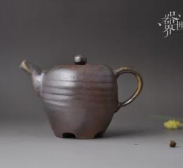 器世界原创精品茶具分享如何选购纯手工柴烧茶壶