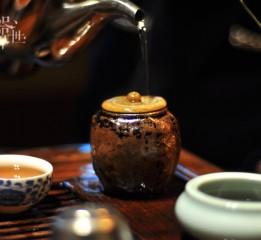 器世界精品茶具原创手工粗陶茶叶罐