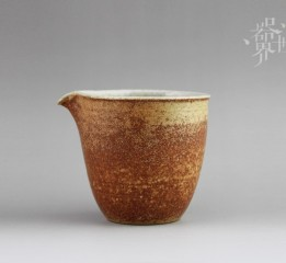 器世界精品茶具原创孤品手工粗陶公道杯