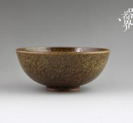 器世界精品茶具原创手工粗陶茶碗
