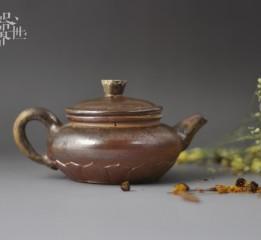 器世界精品茶具手工原创柴烧茶壶系列