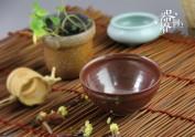 器世界精品原创紫金釉茶具低调的奢华