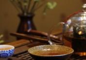 器世界精品茶具原创手工粗陶斗笠杯