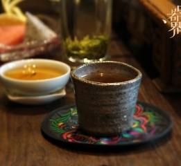 器世界原創手工精品粗陶茶具