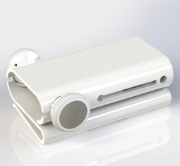 iPhone耳机线收纳器