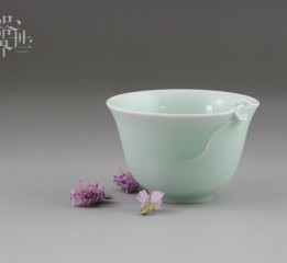 器世界精品茶具之青瓷茶杯香爐