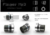 一款概念性MP3设计