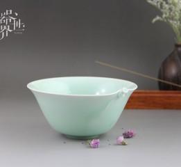 器世界青瓷茶具之青瓷茶洗