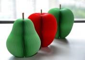 您所没见过的水果便利贴纸匠带粘性的