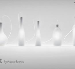 摆瓶lightshowbottles