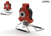 机械风格摄像头设计(2008年4月设计)