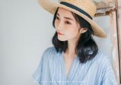 夏日的清新蓝调