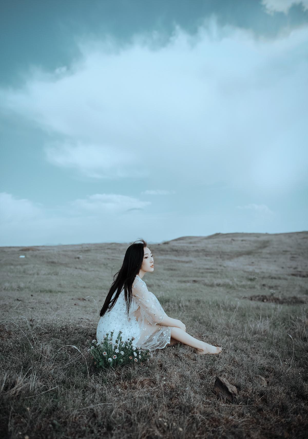 夏筱丫的形象照