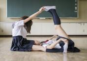 高中制服青春少女写真