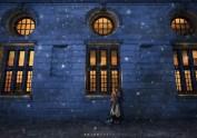 回忆童话—《卖火柴小女孩》