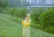 我的黄色雨衣借你穿