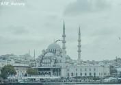 【伊斯坦布尔】-博斯普鲁斯之夜