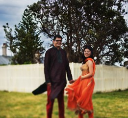 Dhara&Maulik  |  卜马澳洲婚纱旅拍