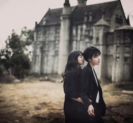 【暗堡】破粹潮湿的城堡似一座坟墓,