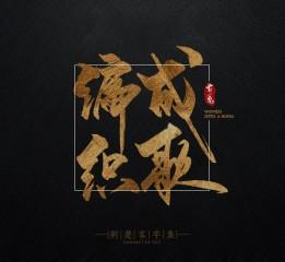 刘迪-书法字体-玖