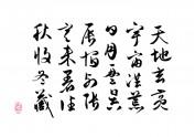 千字文临摹习作【全辑】