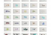 2015-2016手写字体设计集