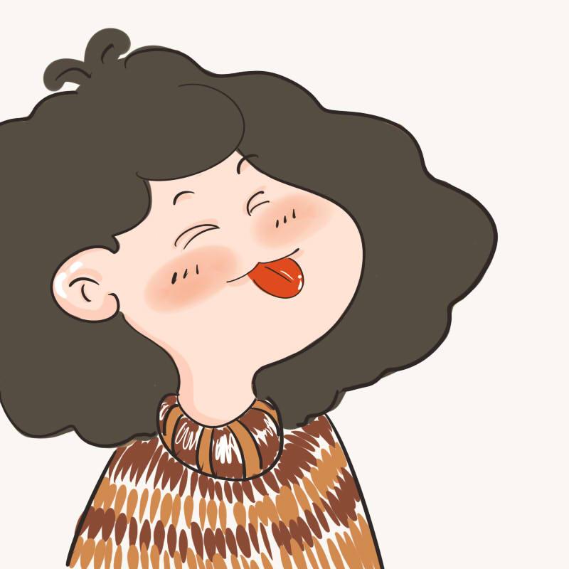 手绘日记卡通-单幅漫画-动漫-设计作品-中国设计之窗