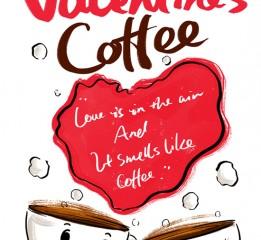 咖啡壁纸—猫头鹰の咖啡馆