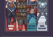我的超级英雄 part1
