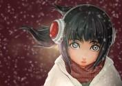 【日漫】雪夜(有一部分绘制过程)