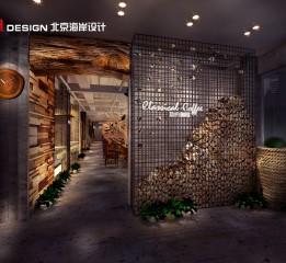 知名咖啡馆设计,重庆市万州经典咖啡馆设计方案