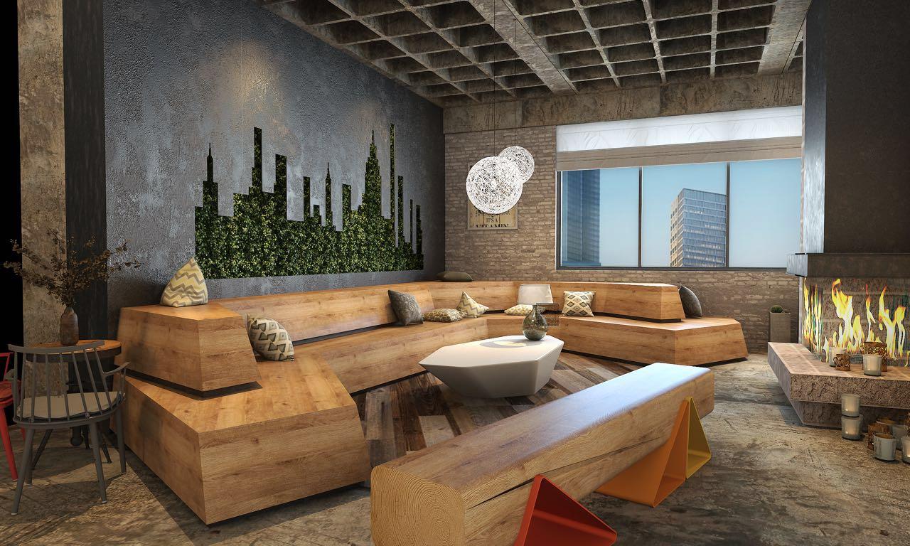 创意办公室设计-杭州奇异鸟科技