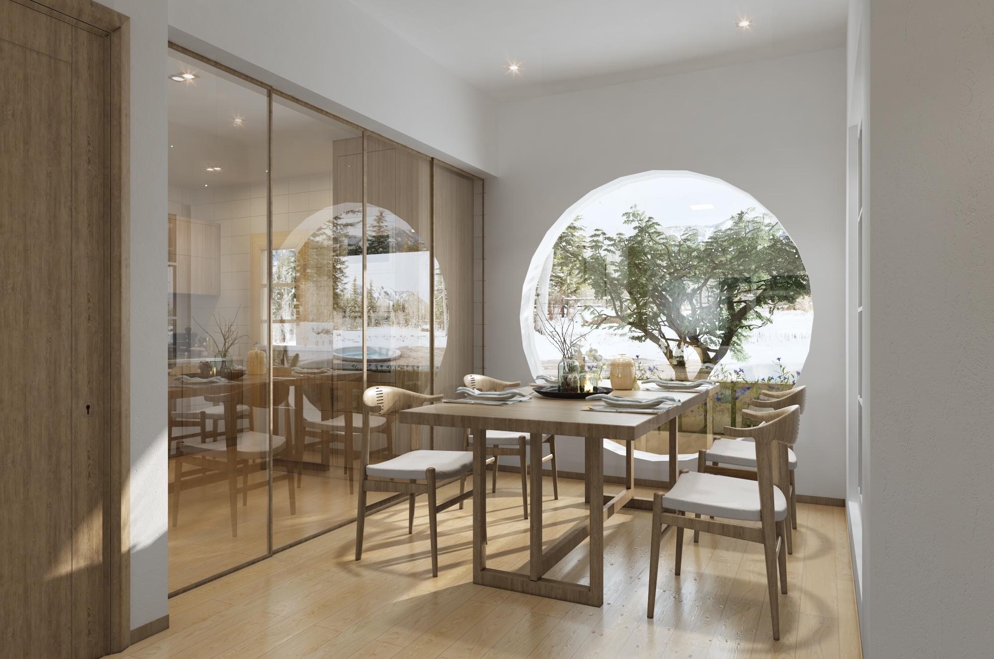 日式装修风格介绍简约搭配富有禅意传统的日式家具以其清新自然,简洁