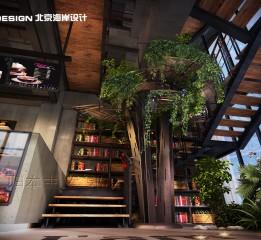 归本主义设计作品-湖北武汉D COFFEE(咖啡厅设计)
