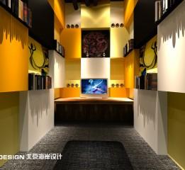 黑龙江百盛咖啡-归本主义设计作品欣赏