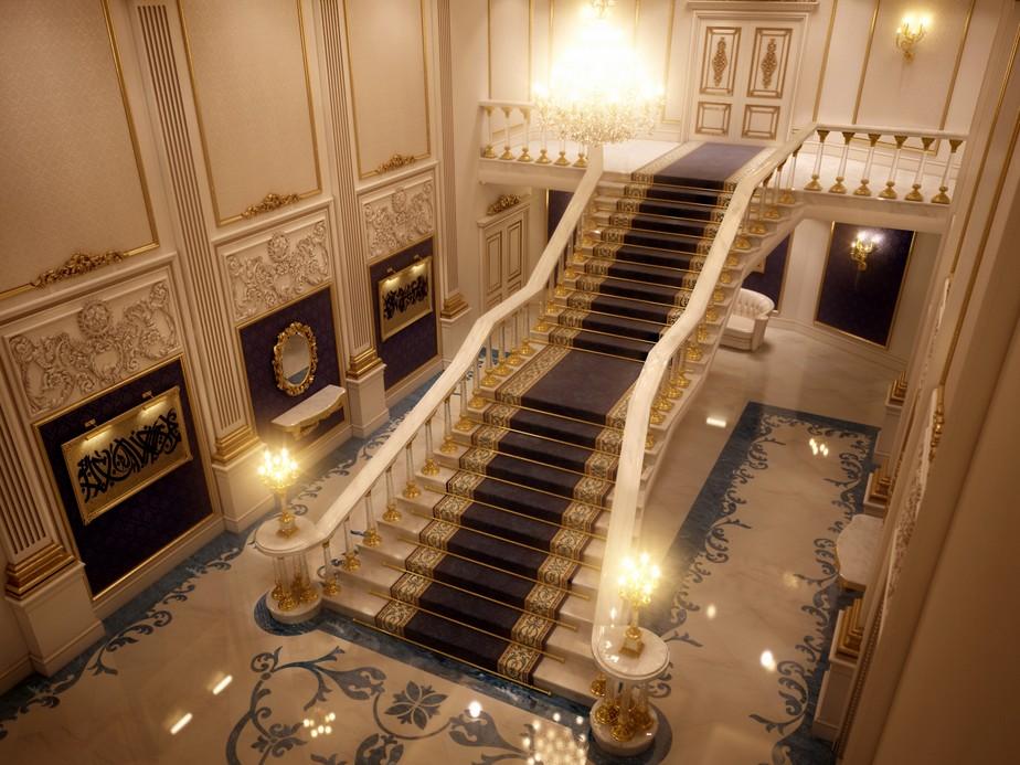 国外室内优质源文件作品-室内设计-空间-设计作品