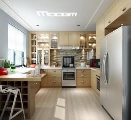 Moogm枫木橱柜设计样品