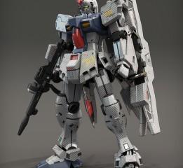 RX-78 GP03-DENDROBIUM-