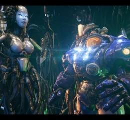 StarCraft玩一下...Cam Move+效果图