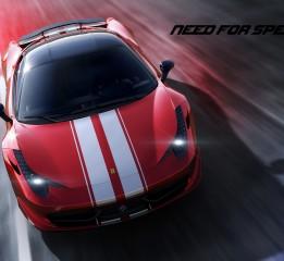 Ferrari 458 Italia CGI Need For Sp