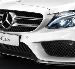 梅赛德斯奔驰C260运动型轿车 汽车CGI