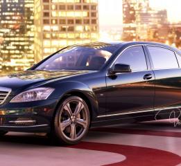 Mercedes-Benz S Klass